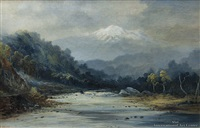 south island river by thomas reginald attwood