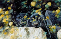 two panthers by lindsey selley