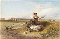 gioie domestiche nella campagna romana by henry parsons riviere