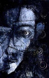 autorretrato by angel acosta leon