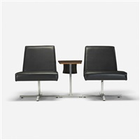 lounge seating (set of 3) by henry p. glass