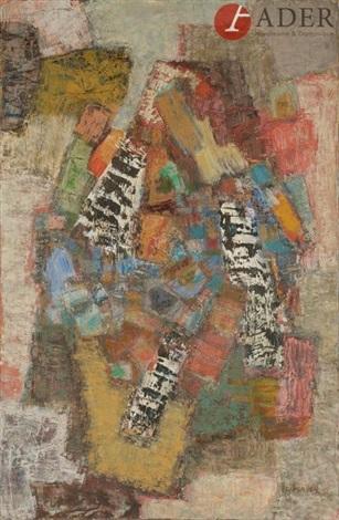 90ac44fce3a Composition by Arthur Aeschbacher on artnet