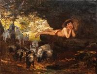 the little swine herd by george percy r. e. jacomb-hood