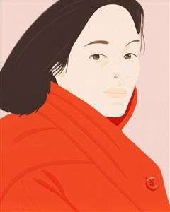 artwork by alex katz