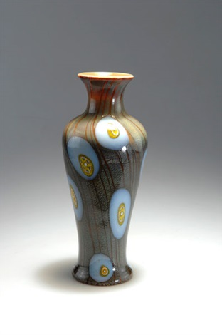 vase murrine by galliano ferro