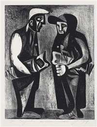 two carpenters by joseph vogel