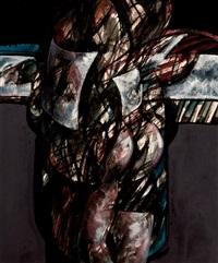 crucifixión by alfonso sucasas