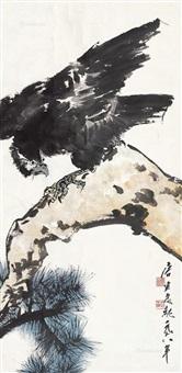 雄鹰图 镜片 by tang yun