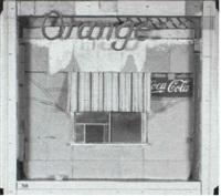 boardwalk orange by gustaf miller