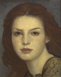 portrait of a lady by ken hamilton