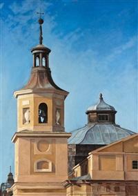 capilla de el pardo by ana allendesalazar
