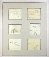 paisaje by aurelio arteta y errasti