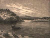 paisaje de mallorca by miguel forteza