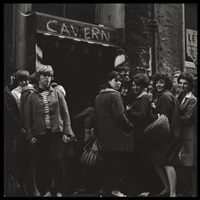 cavern club girls by david wedgbury
