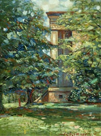 ruthven estate, grand river by frank charles hennessey