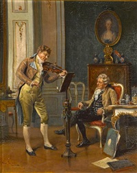 a musical serenade by vincent stoltenberg-lerche