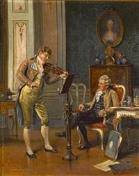 a musical serenade by vincent stoltenberg-lerche