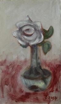 fiore nel vaso by ottone rosai