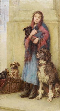 dogs for sale by percy harland fisher