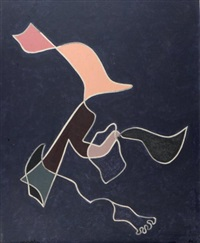 abstraction by gérard gasiorowski