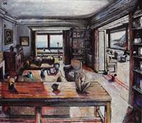 el salón de aita (aita's living room) by eduardo chillida belzunce