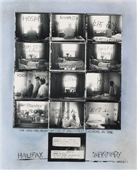 halifax infirmary by robert frank