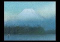 mt. fuji by tadashi kawamoto