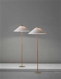standard lamps, model no. 9602 (pair) by paavo tynell
