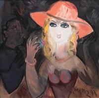 portrait by mustafa ayaz
