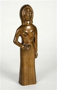 kluge jungfrau by richard haizmann