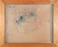 zwei birnen (2 works) by dieter roth