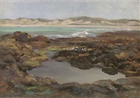 the ladies pool, portrush by james aitken