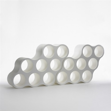 cloud shelving systems pair by ronan and erwan bouroullec