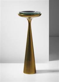 standing ashtray, model no. 1776a by fontana arte