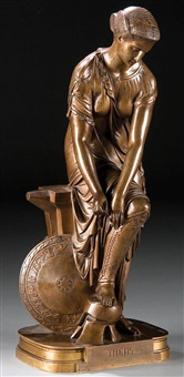 thetis by pierre eugene emile herbert
