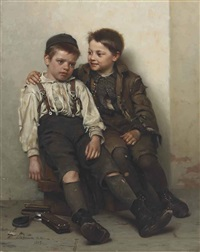 sympathy by john george brown