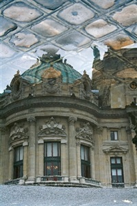 reflet de l'opéra by ines ader