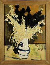 vase garni de fleurs by robert buyle
