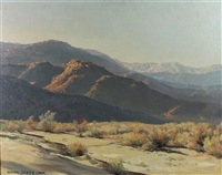 mountain shadows by clyde eugene scott