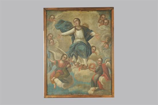 virgen inmaculada by jacinto de aguilar