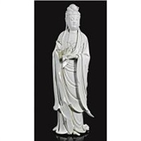 a large figure of guanyin by xu youyi
