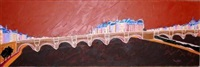 le pont neuf (from les ponts de paris) by anne aknin