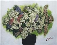 vase de lilas by séraphine de senlis