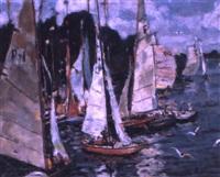 les yachts by nikolai repine