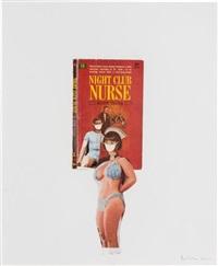 night club nurse by richard prince