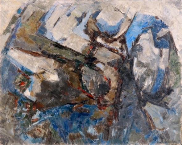 ohne titel by bernard dufour