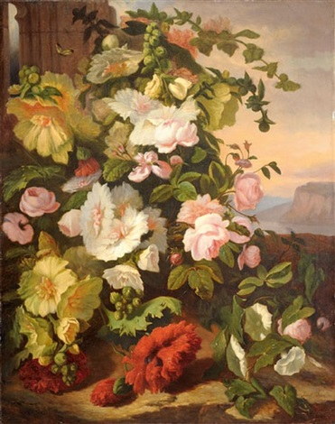 bouquet de fleurs dété by simon saint jean