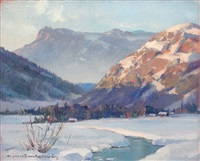 le val montjoie by charles henry contencin