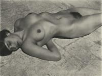 nude' (tina on the azotea) by edward weston