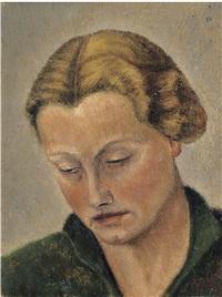 ritratto femminile by francesco zanardi